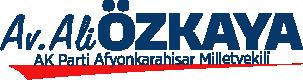 Ali Özkaya Logo